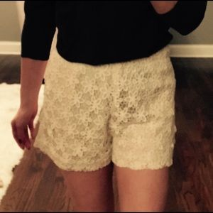 Ark & Co Anthropologie High waist shorts medium