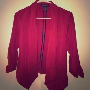 Women's Blazer Red (M)