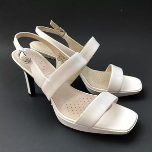 Rockport Shoes - Rockport Adidas Slingback Sandals Size 10 White