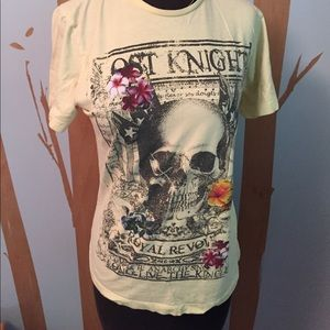 LOST KNIGHT Next tshirt