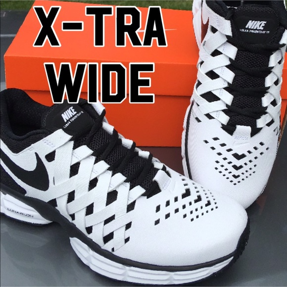 c372919f4b62 New Nike X-Tra Wide Width Sneakers for Men