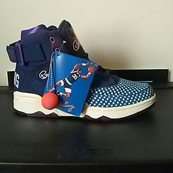 Nike Shoes | Patrick Ewing Hi 33 All