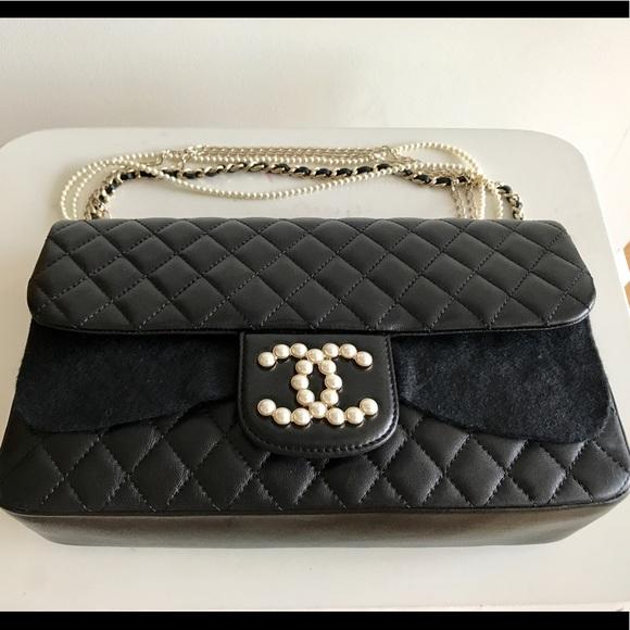 ab11e7d01804 CHANEL Handbags - Chanel matelassé Lambskin Westminster Chapin
