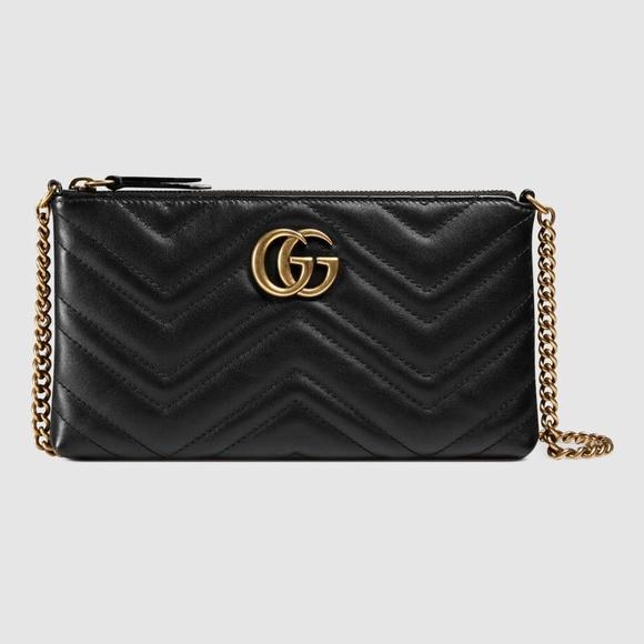 0c3195a6c7c4 Gucci Handbags - GUCCI Purse Style # 443447 DRW1T 1000 Black