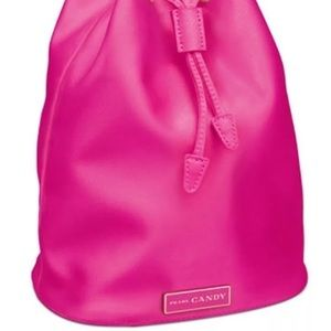 PRADA HOT PINK MINI BACKPACK
