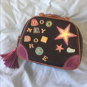 Early 2000s Dooney and Bourke Bowler