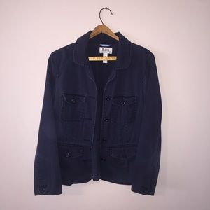 Used, Navy Blazer -- Bass for sale