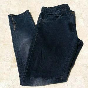 Maison Martin Margiela Dark wash skinny jeans