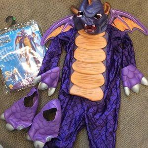 Skylanders Costumes - Deluxe Spyro costume & Skylanders Costumes | Deluxe Spyro Costume | Poshmark