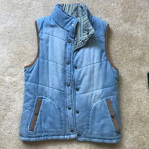 Billabong Reversible Fall / Winter puffer Vest