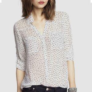 Express Star Cluster Portofino Shirt