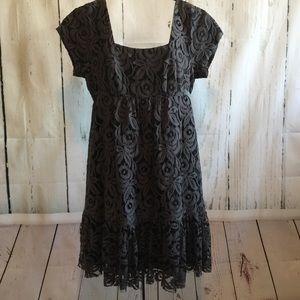 Anna Sui Lace Dress Size 8