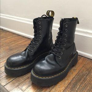 Jaden Dr. Marten boots
