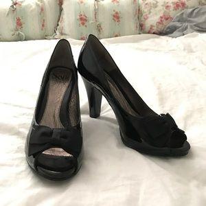 Shoes - Black Heels