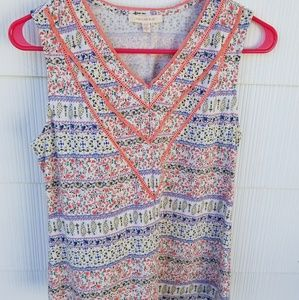 Skies are Blue Stitchfix Sleeveless shirt