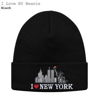 I ❤️ New York beanie by Supreme