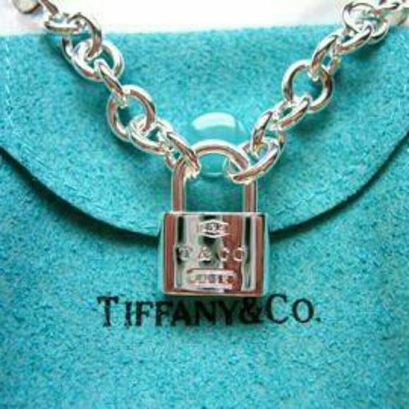 1ae0524f9 Tiffany & Co. Jewelry | Tiffany Co Lock Set | Poshmark
