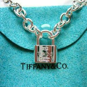 ca84e755c Women Tiffany 1837 Lock Necklace on Poshmark