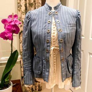 MARC JACOBS Pretty Denim Prairie Jacket