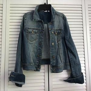 BP denim jacket