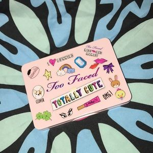*SOLD* Too Faced Totally Cute Palette