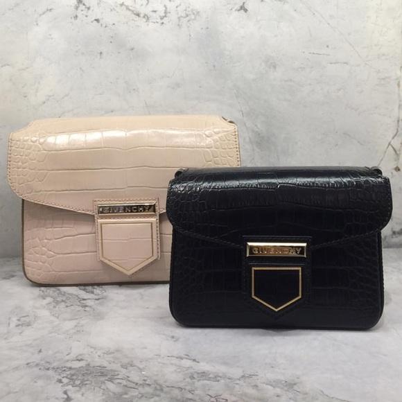 d051eec868b0 Givenchy Handbags - Givenchy Nobile Mini Cro shoulder bag