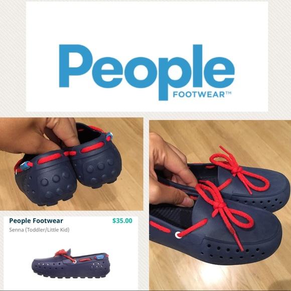 People Footwear Womens Senna Toddler//Little Kid