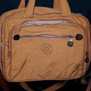 PRELOVED KIPLING  TRAVEL OR WORK BAG