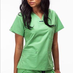IguanaMed Women's MedFlex V-Neck Scrub
