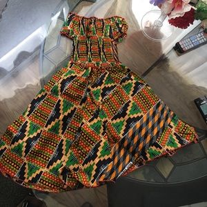 Other - African dress from Ghana