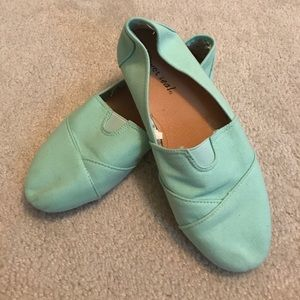 Wet Seal Slip On Shoes