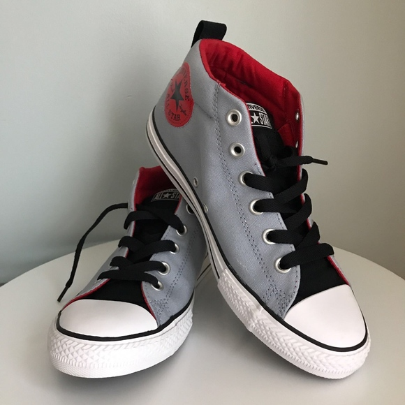 d32b0be629be98 Converse Chuck Taylor All Star Street Mid Boys 6