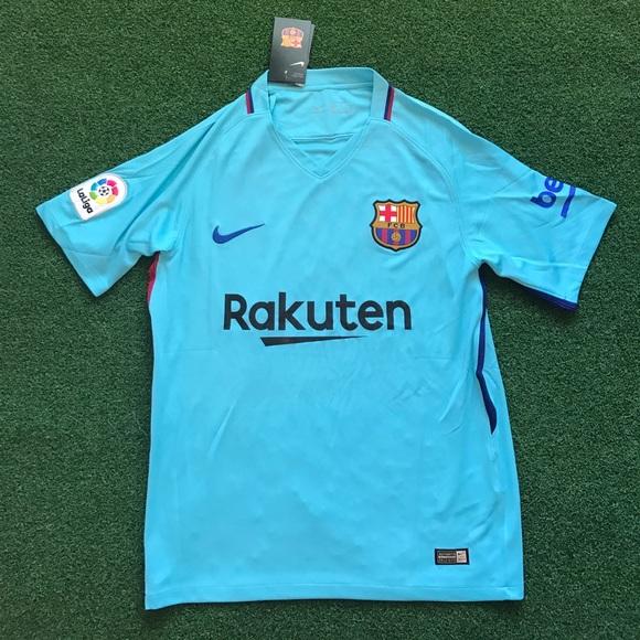 size 40 88b04 9a2e9 barcelona baby blue jersey