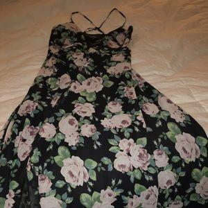 Gorgeous rose maxi dress 🌹