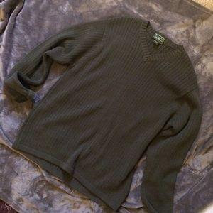 Forest Green Eddie Bauer Comfy Sweater