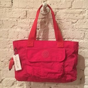 NWT Kipling Duffel Bag