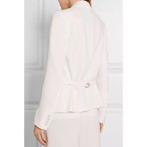 452ae4ec04f3 Theory Jackets & Coats - Theory Robiva Admiral Crepe Single Button Jacket
