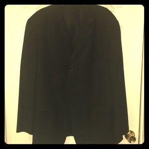 Men's Burberry London Pin-Striped Suit