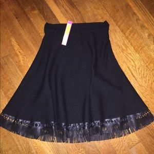 New with tags Catherine malandrino knit skirt XS