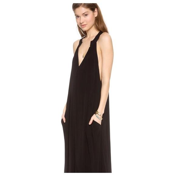 05b2e5cc09a Flynn Skye Dresses   Skirts - Flynn Skye Black Amber Boho Dress