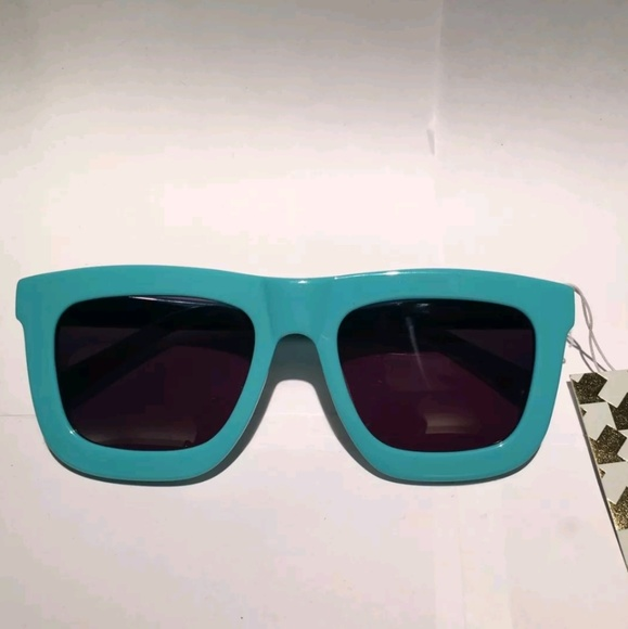 Karen Walker Accessories - NWT Karen walker deep worship blue sunglasses