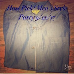 Five four men's jean button down Never worn
