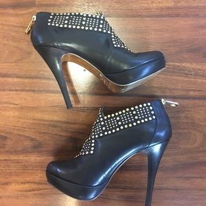 Ted Baker heeled booties - US size 10