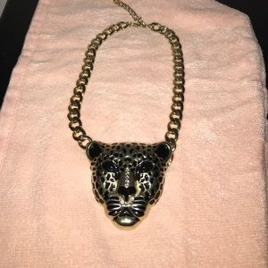 Jewelry - Panther statement necklace