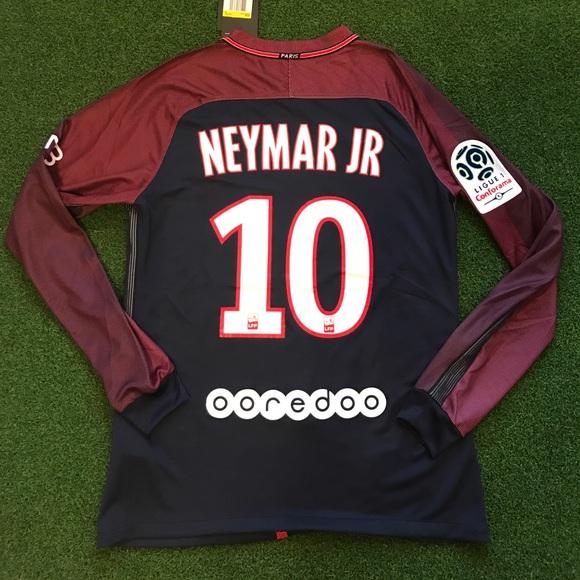 online store 31254 b3079 PSG Jordan 3rd Jersey Neymar NWT My Posh Closet t