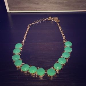 The Limited Teal Necklace