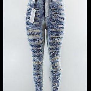 High Waisted Aphrodite Jeans