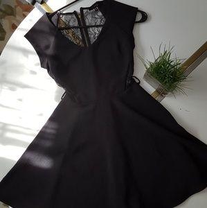 Macc and Riley black dress size S