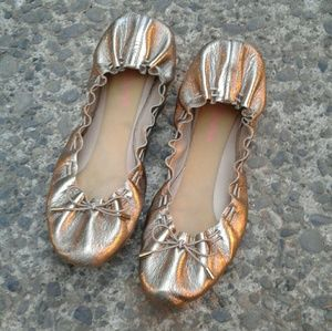 Aerin Antibes foldable flats