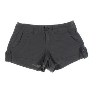 NWOT MILEY CYRUS & MAX AZRIA Linen Shorts